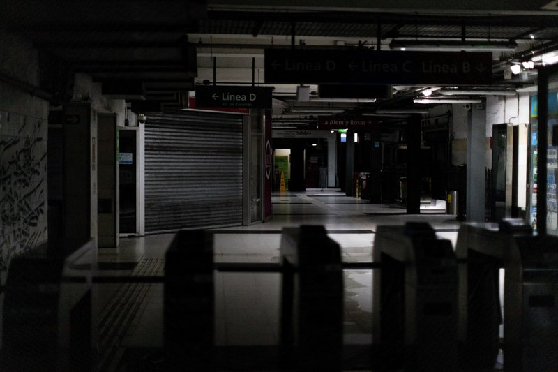 Hunt begins for the cause of huge South American blackout