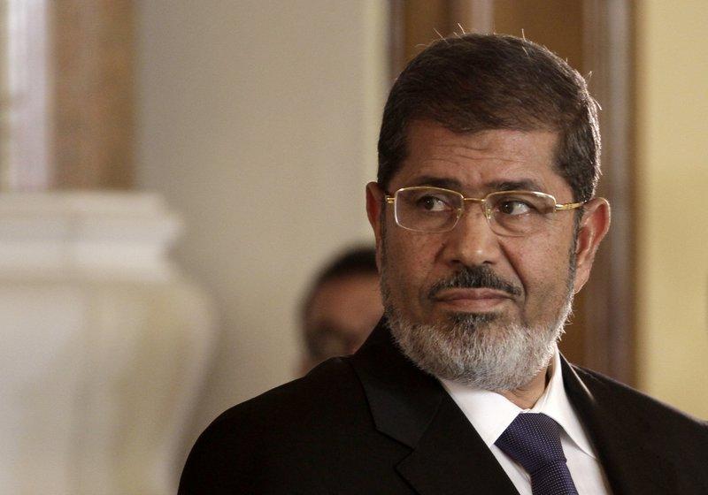 Egypt's former President Morsi dies in court: state TV