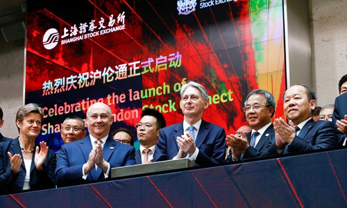 Shanghai-London Stock Connect goes live