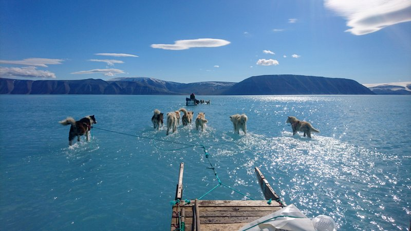 Climate talks held as Arctic ice melts, concerns grow