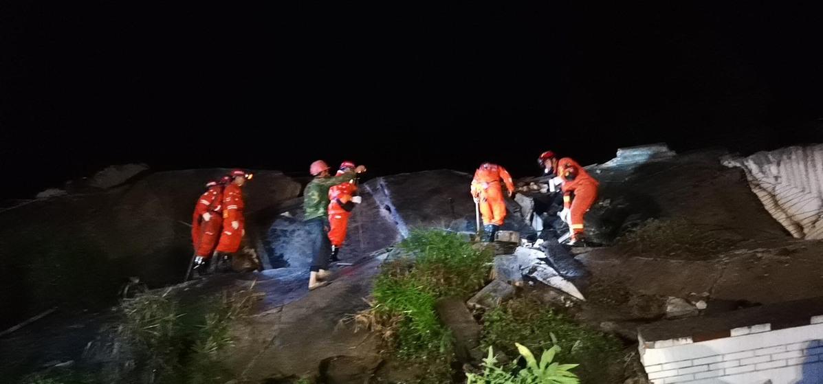 5.3-magnitude quake hits Sichuan: CENC