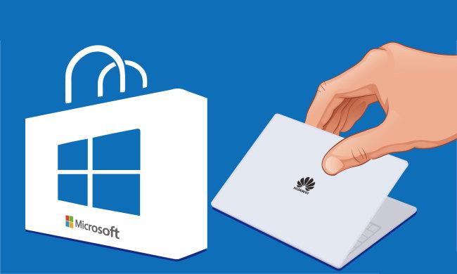 Microsoft resumes sales of Huawei laptops online: report