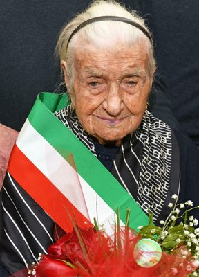 Italian woman who was Europe's oldest person has died at 116