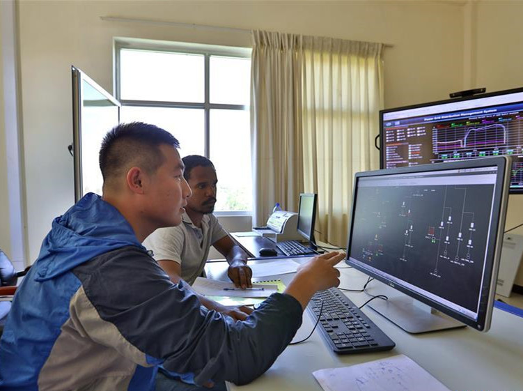 Chinese-built power upgrading project helps Ethiopia acheive steady power supply
