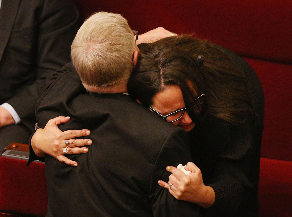 Voluntary euthanasia becomes legal in Australian state