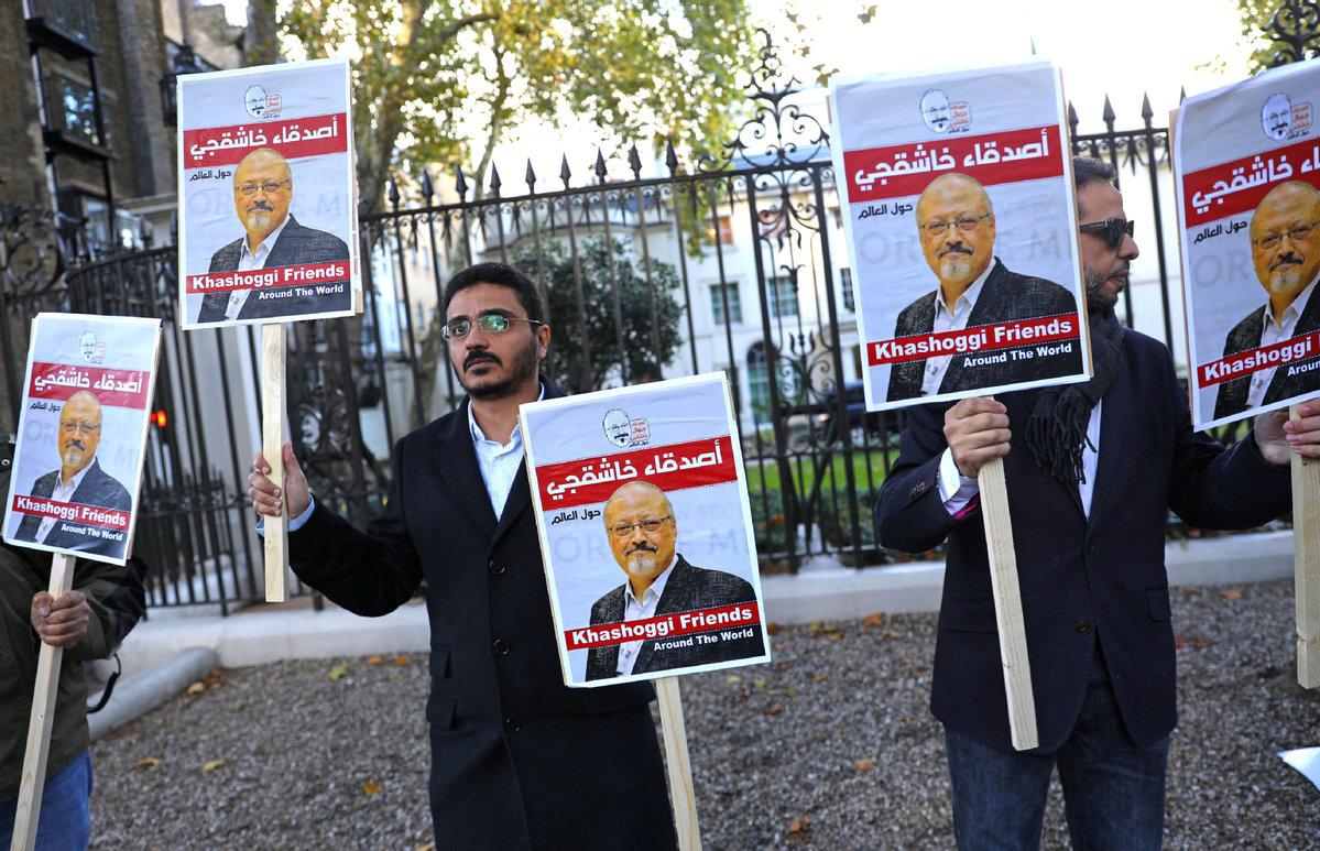 UN expert eyes probe of Saudi prince role in Khashoggi death