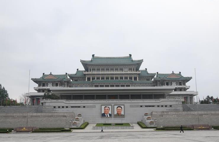 In pics: landmarks in Pyongyang, DPRK