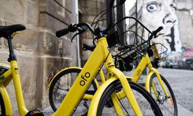 Ofo has no assets to pay off its debts