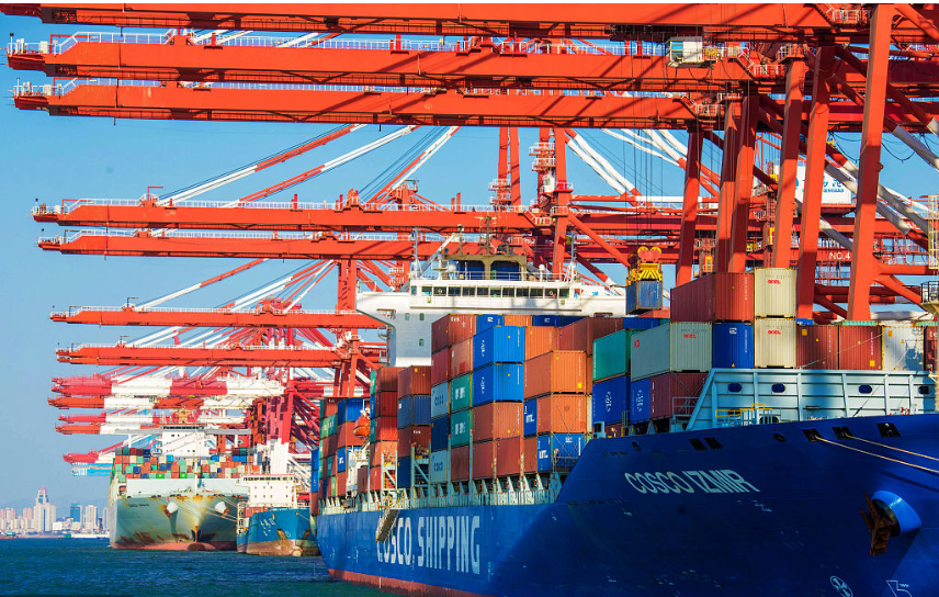 China has to reshape global value chain