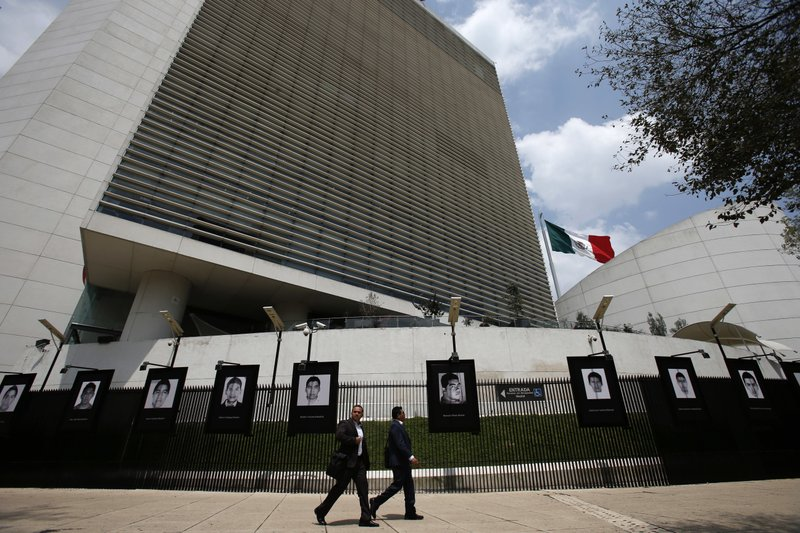 Mexico's senate approves trade deal with US, Canada