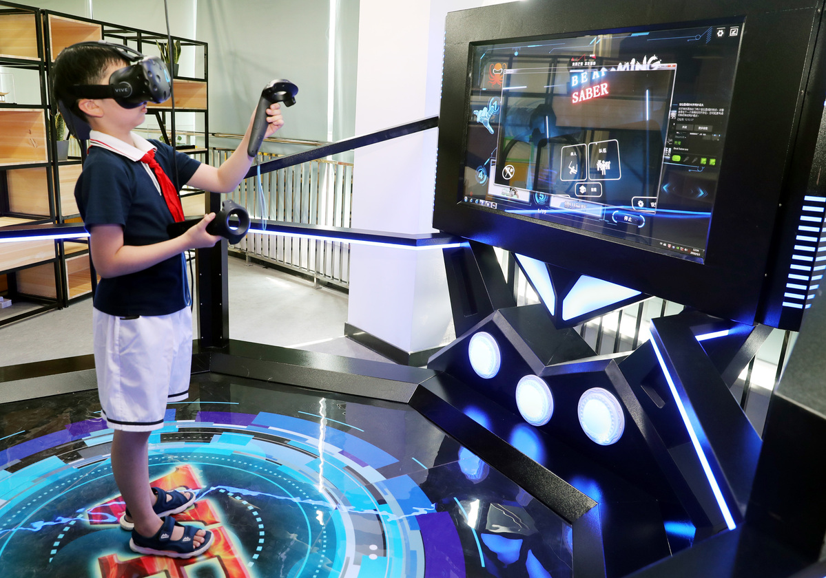 China's VR market to exceed 50 bln yuan by 2021
