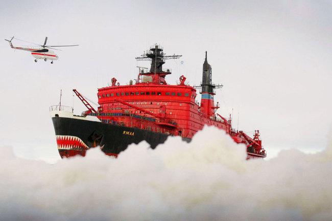 China, Russia to establish polar research laboratory