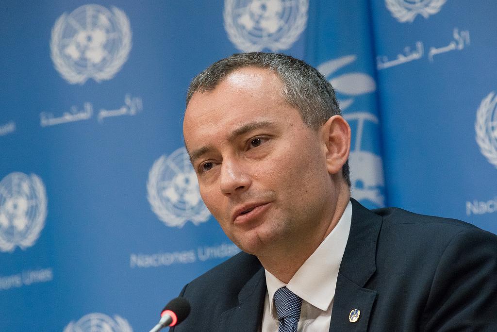 UN envoy regrets weakening of int'l consensus on Mideast peace