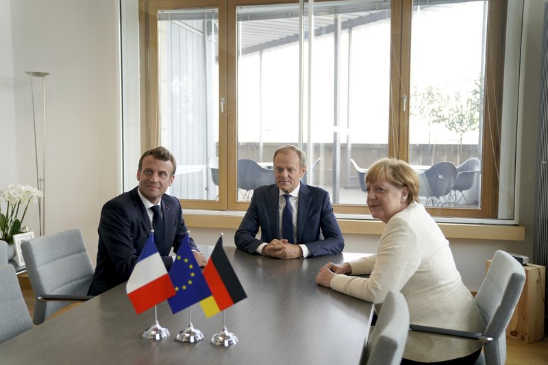EU leaders fail to reach deal on candidates for top jobs