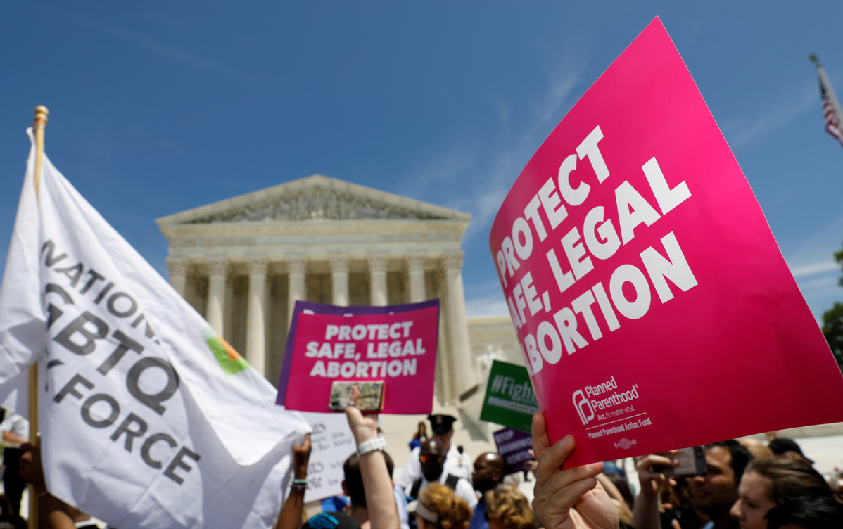 US appeals court allows Trump's abortion rules to take effect