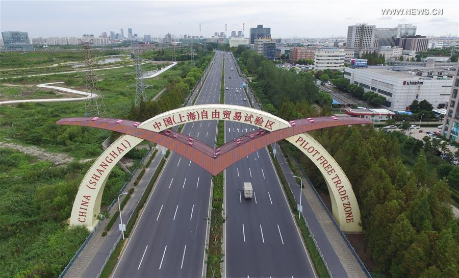 China issues first report on pilot free trade development