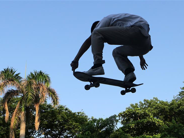 Int'l Go Skateboarding Day 2019 celebrated in Manila, the Philippines