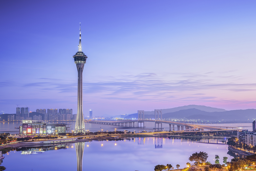 Macao's composite CPI up 2.69 pct in May