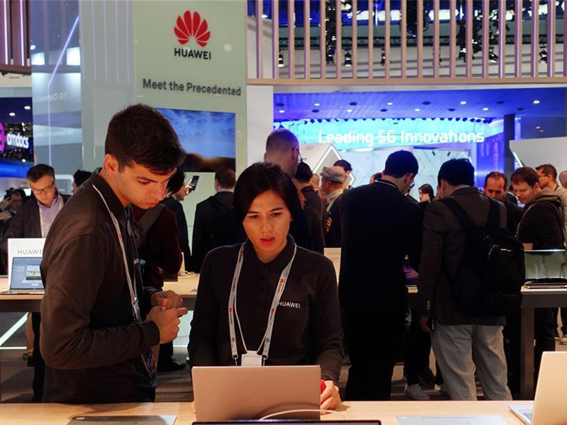 Huawei unveils new chip