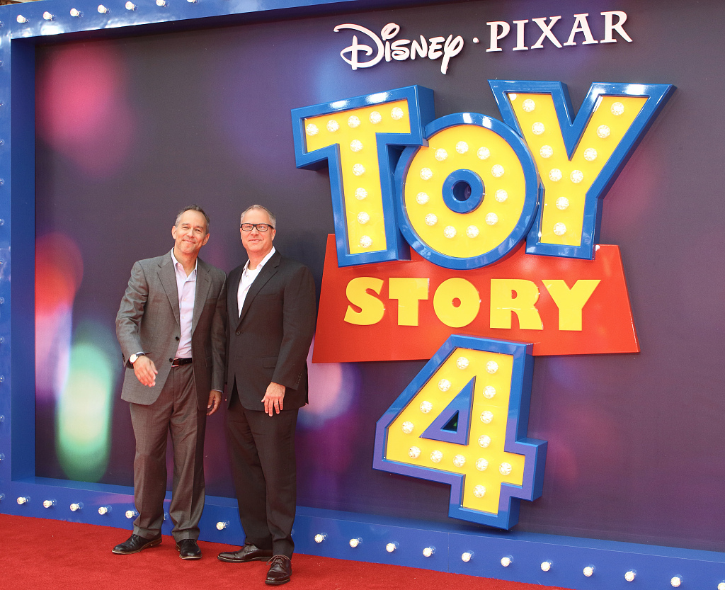 'Toy Story 4' hits Chinese screens