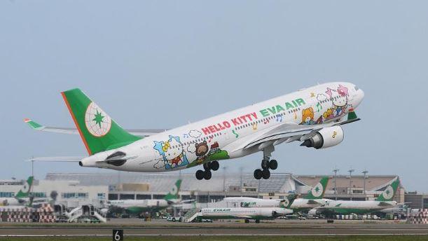 Taiwan's EVA Air cancels more flights amid strike