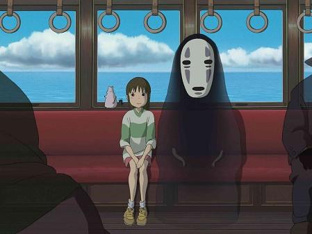 'Spirited Away' tops Chinese mainland box office