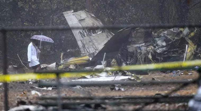 Fiery plane crash claims 9 people on Oahu's North Shore