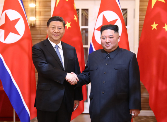 China, DPRK agree to jointly create bright future of bilateral friendship