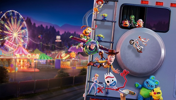'Toy Story 4' scores 55 mln yuan at Chinese box office