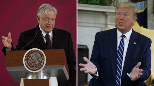 Mexican, US presidents could meet in September
