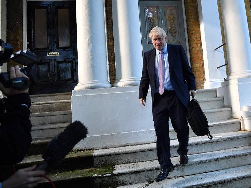Johnson domestic 'row' rocks UK leadership race
