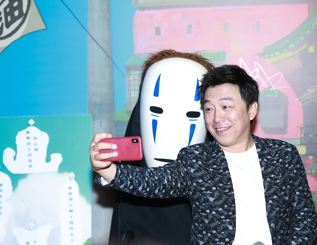 'Spirited Away' continues to lead Chinese mainland box office
