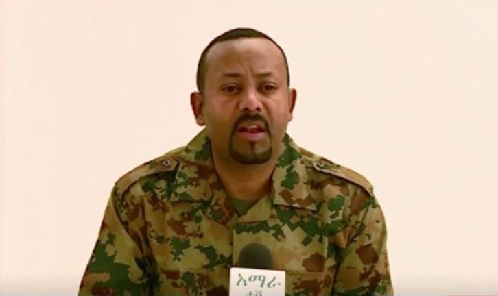 Ethiopia thwarts coup attempt in regional state: PM