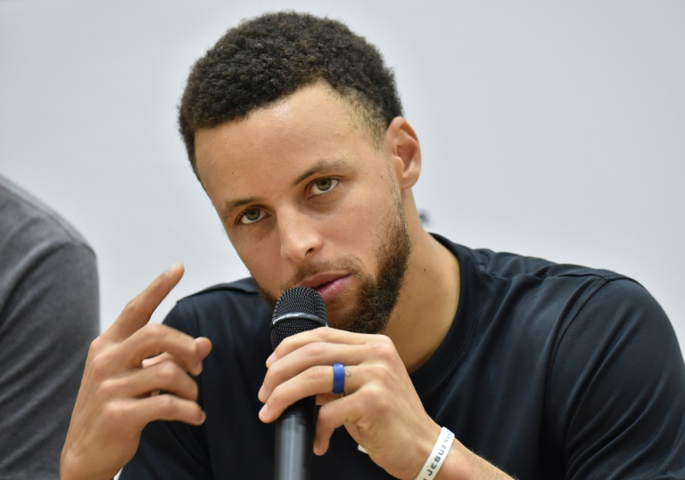 NBA superstar Curry targets Tokyo Olympic challenge
