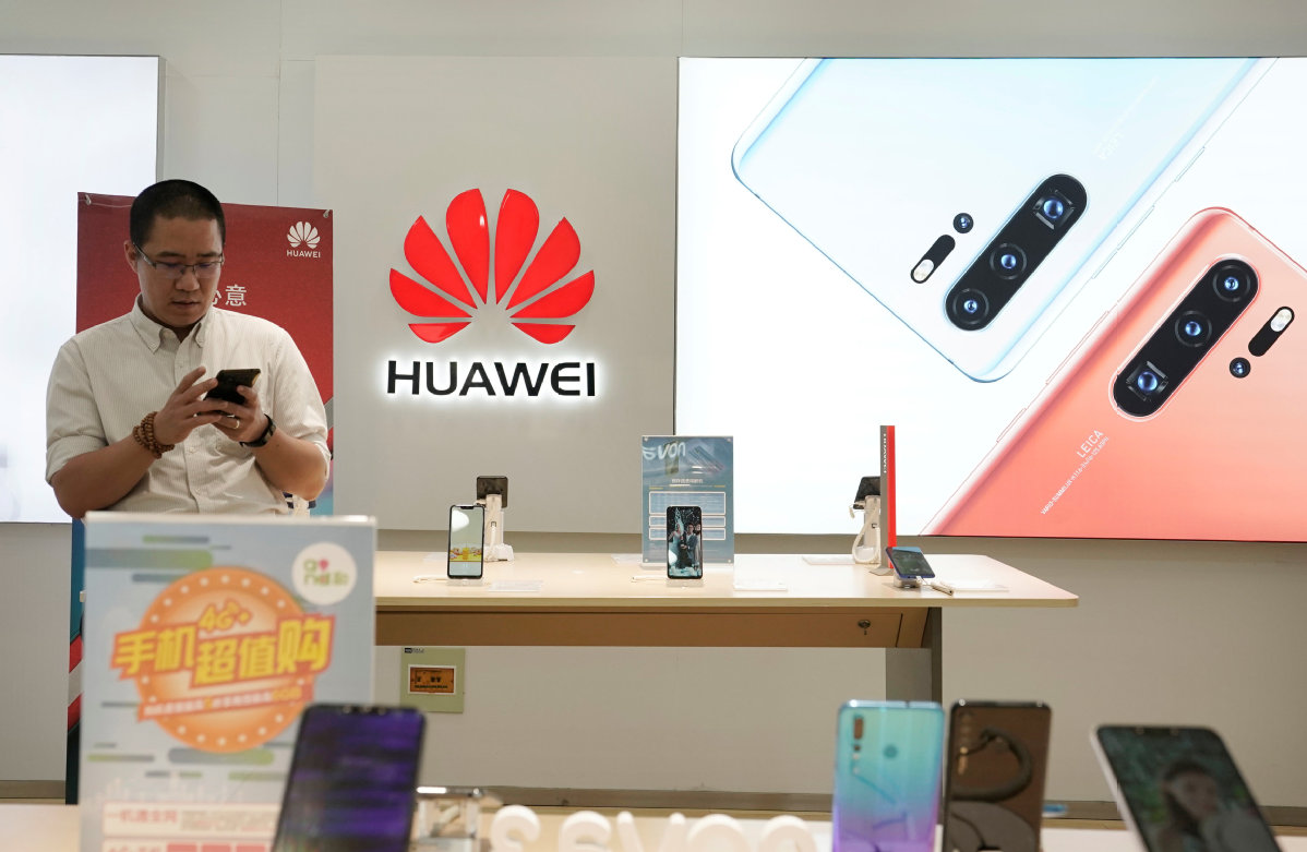 Huawei sues US for its equipment's return