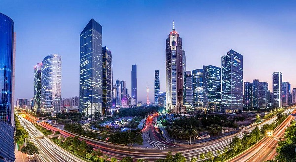 Guangdong's foreign trade rises slightly in first five months