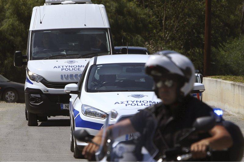 Cyprus court sentences serial killer to 7 life terms