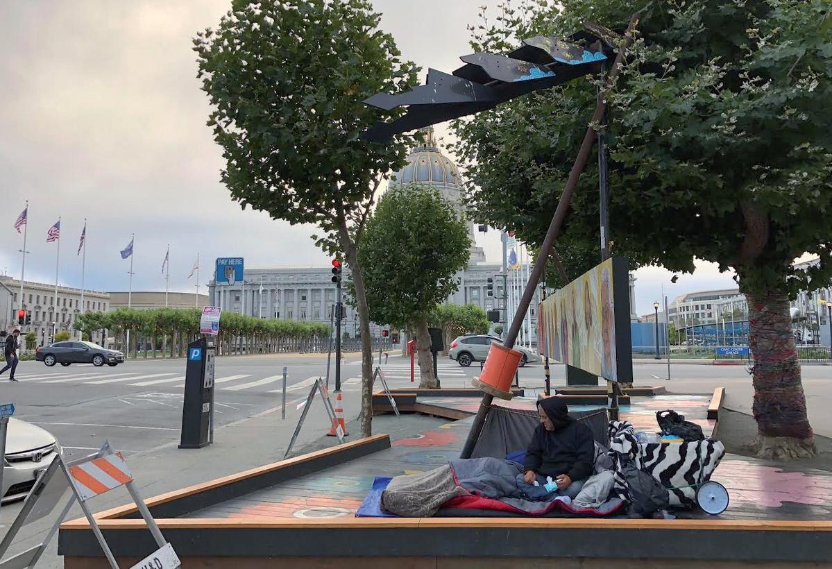 California's homeless crisis persists