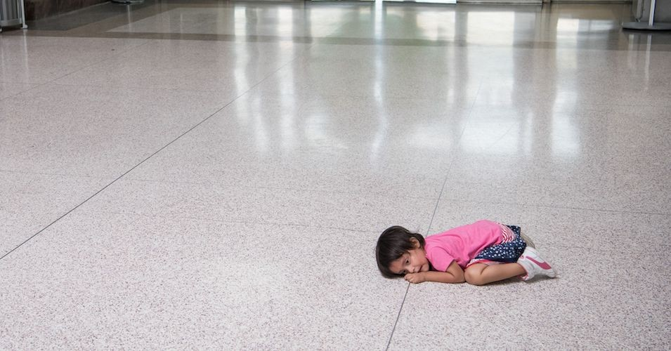 Immediate care needed for child migrants held at US border