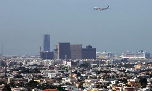 Dubai becomes transshipment point as China-Mideast trade flourishes