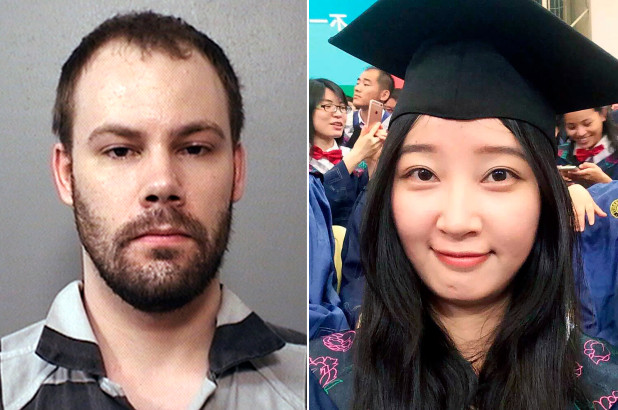 Doctoral candidate found guilty of murdering Chinese scholar
