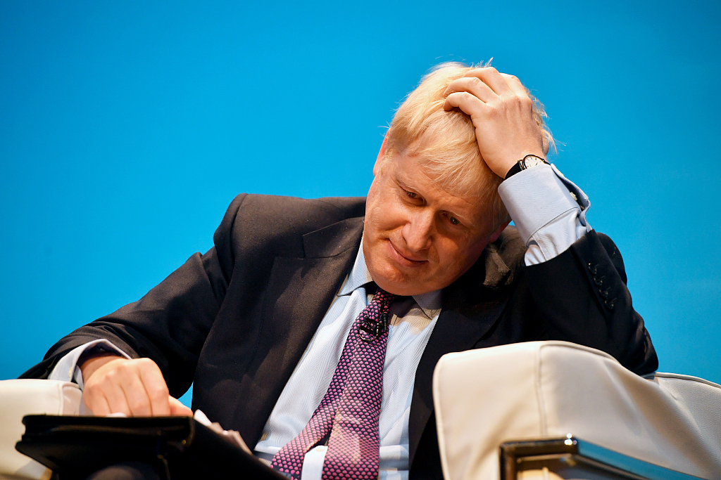 UK's Johnson admits needing EU support in event of no-deal Brexit