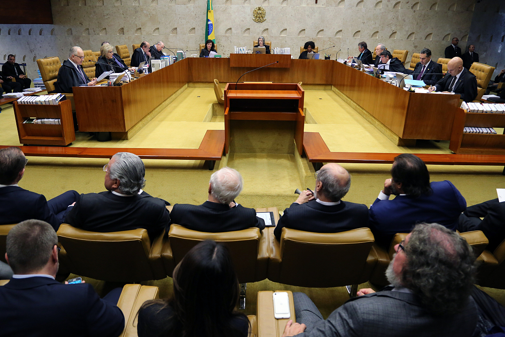 Brazil's Supreme Court postpones habeas corpus voting for Lula