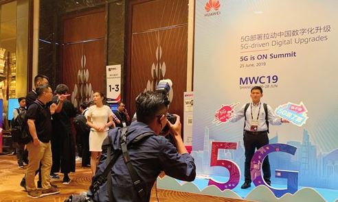 Chinese tech firms show 5G muscle at MWC19 in Shanghai