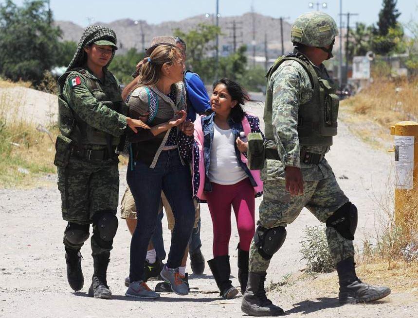 Mexico deploys 15,000 troops at US border to halt migration