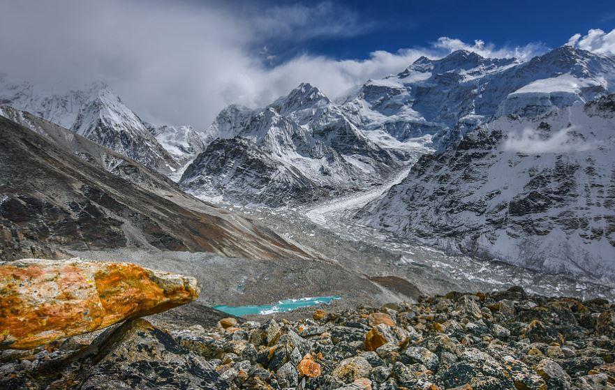 Himalayan glaciers melting twice as fast: study