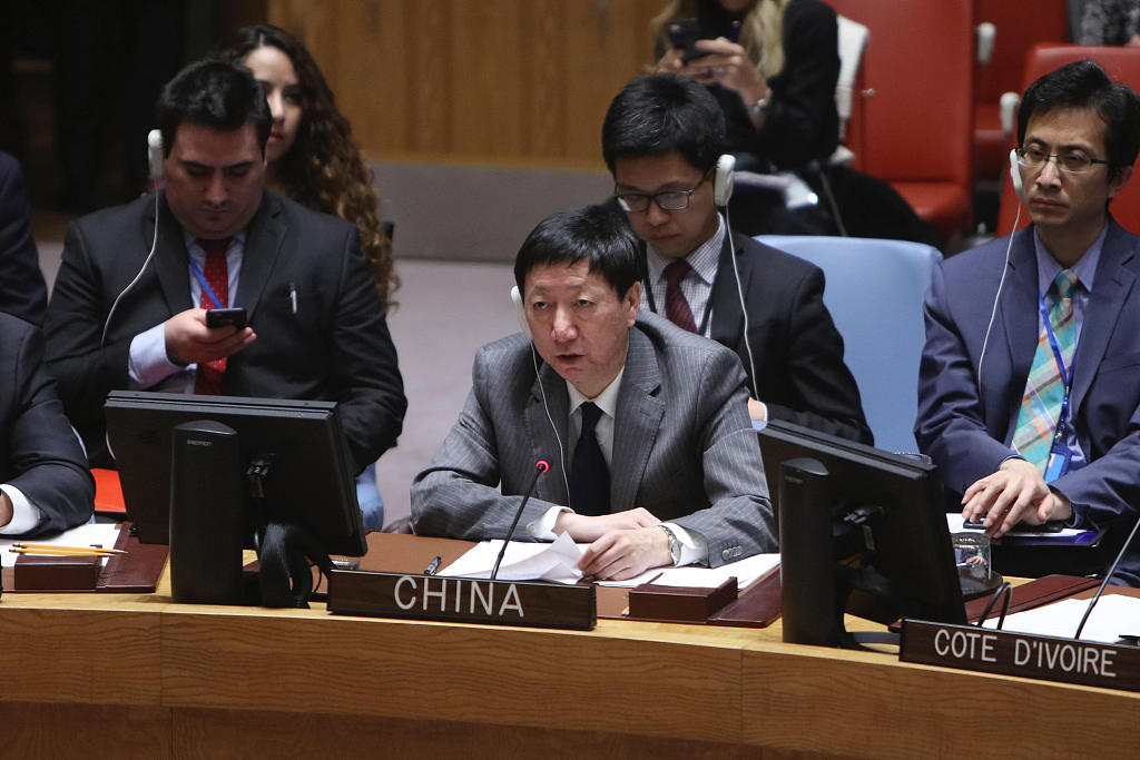 Chinese envoy calls for maintaining momentum of peace in South Sudan