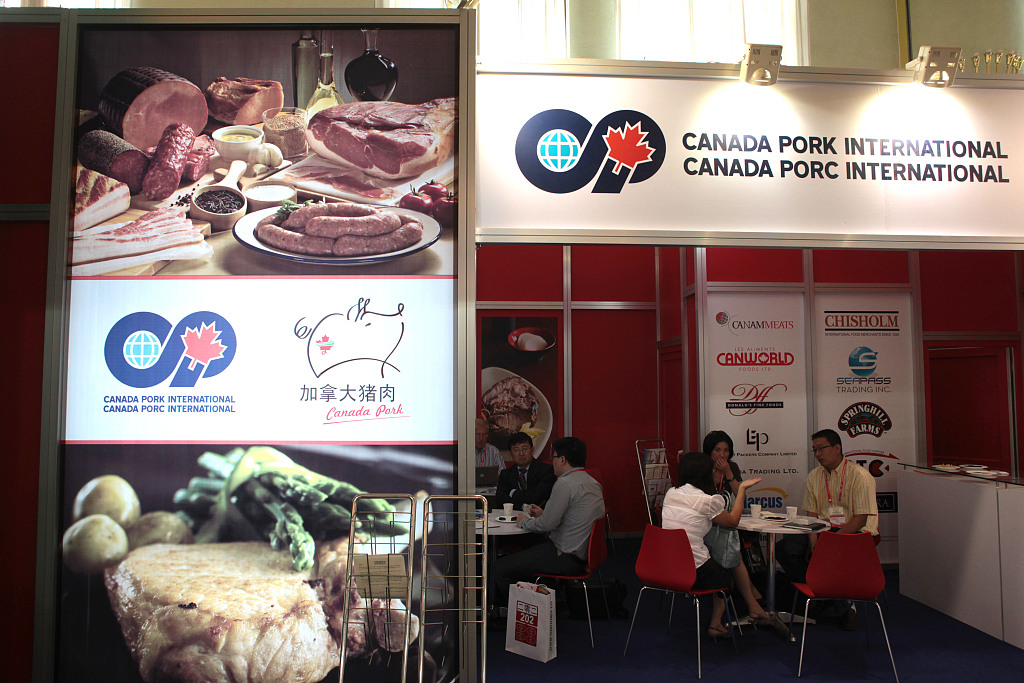 China requests Canada to suspend meat exports over fake certificates: embassy