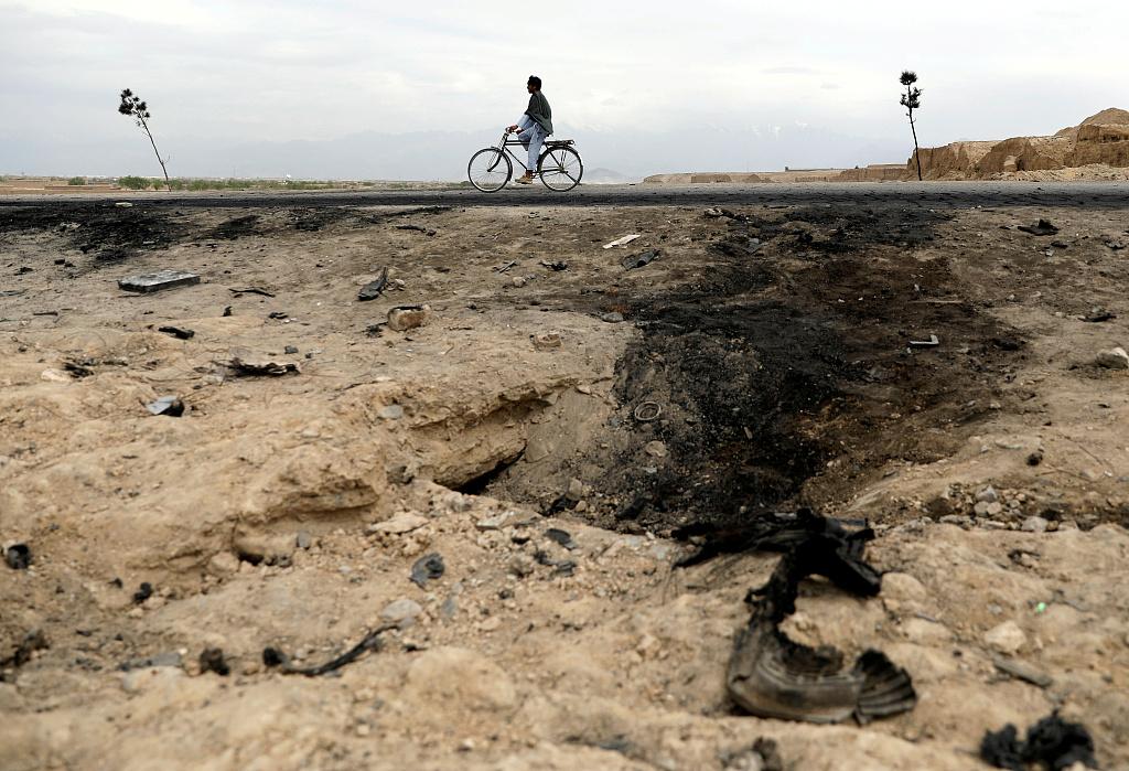 2 US soldiers killed in Afghanistan