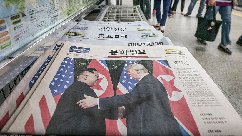 DPRK says US extension of sanctions 'a hostile act,' urges use of domestic goods